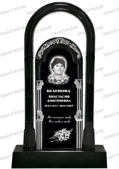 Памятник из литьевого мрамора СТ 016