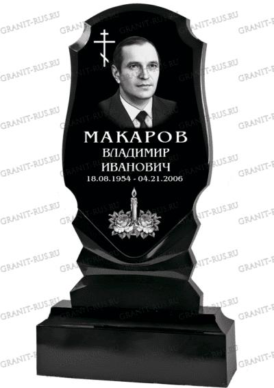 Памятник из литьевого мрамора СТ 037