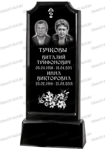 Памятник из литьевого мрамора СТ 039