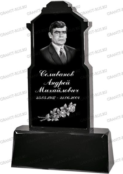 Памятник из литьевого мрамора СТ 041