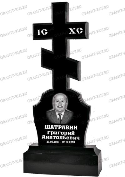 Памятник из литьевого мрамора СТ 043