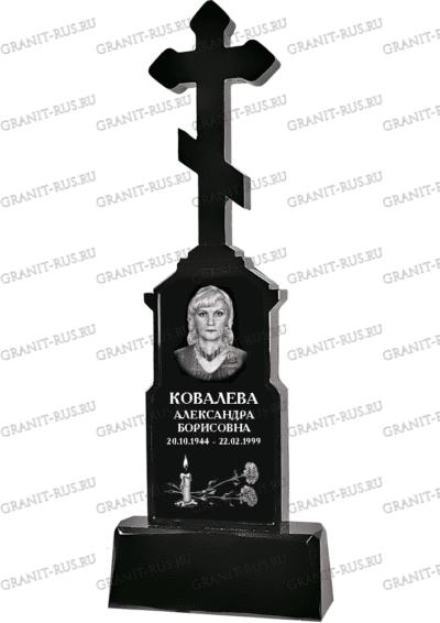 Памятник из литьевого мрамора СТ 045
