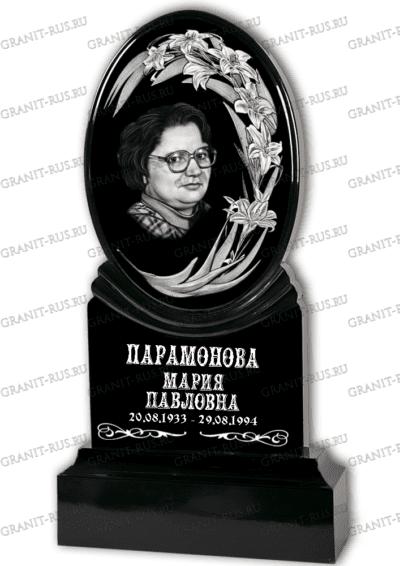 Памятник из литьевого мрамора СТ 049