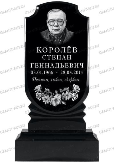 Памятник из литьевого мрамора СТ 059