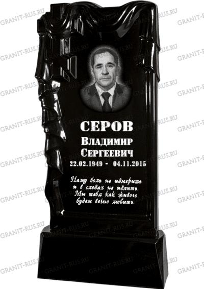 Памятник из литьевого мрамора СТ 062