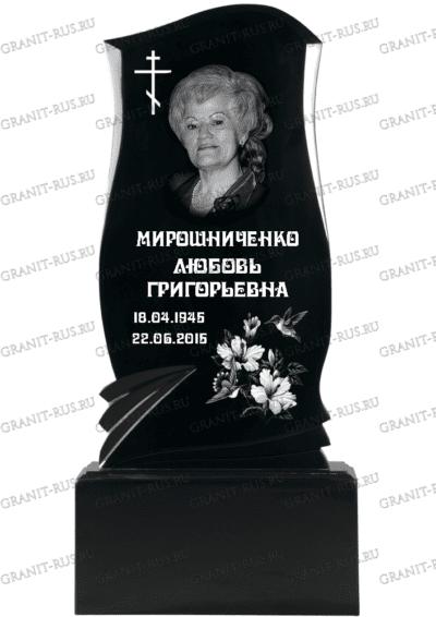 Памятник из литьевого мрамора СТ 066