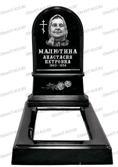 Памятник из литьевого мрамора СТ 007