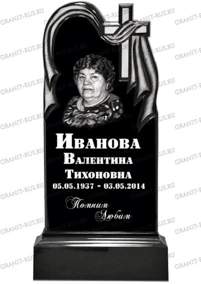 Памятник из литьевого мрамора СТ 009