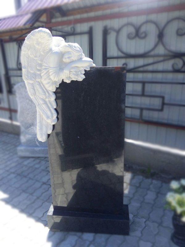 накладка на памятник ангел