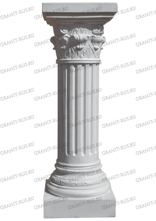 колонна, подставка под скульптуру