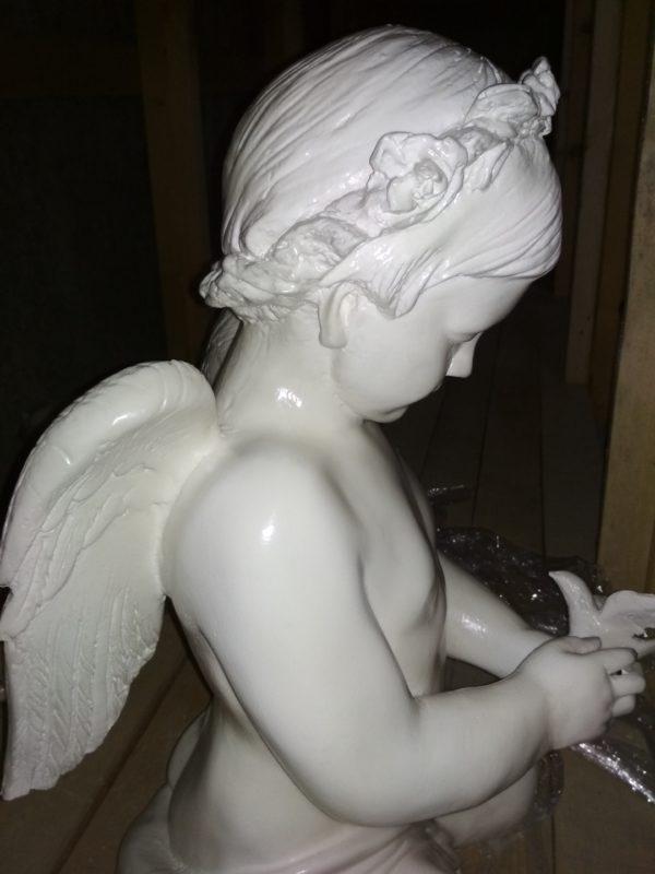 скульптура из литьевого мрамора от производителя