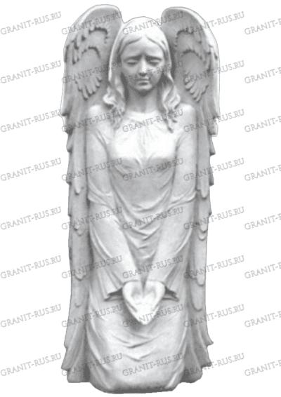 Скульптура скорбящая СК 049