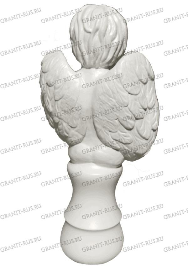 Ангел на тумбе СК 064