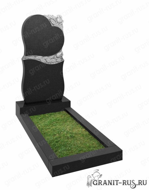 Заказать и купить гранитный памятник на могилу в Тарусе