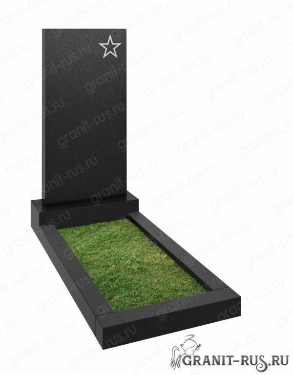 Заказать и купить гранитный памятник на могилу в Оболенске