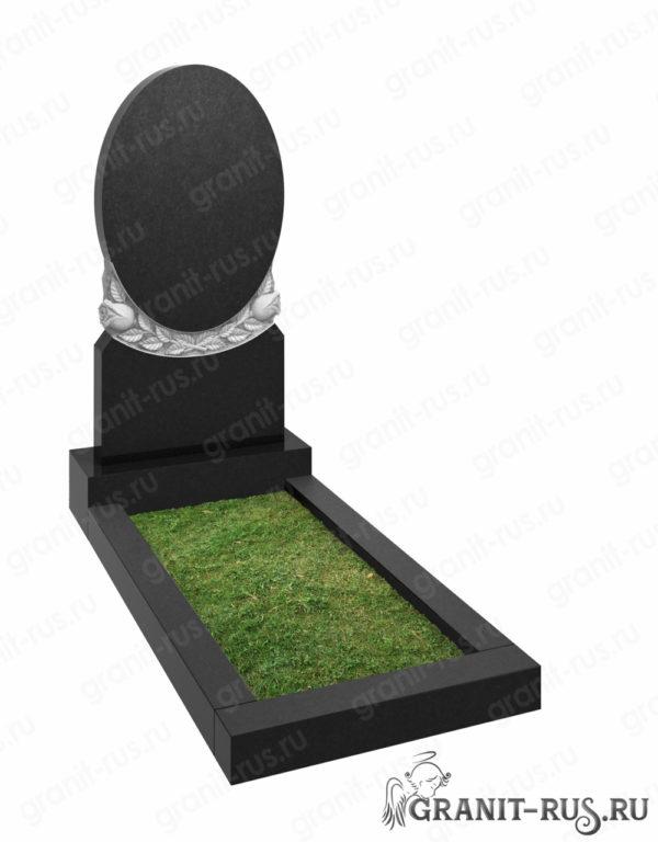 Заказать и купить гранитный памятник на кладбище в Оболенске