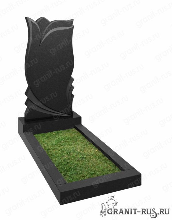 Заказать и купить гранитный памятник на кладбище в Домодедово