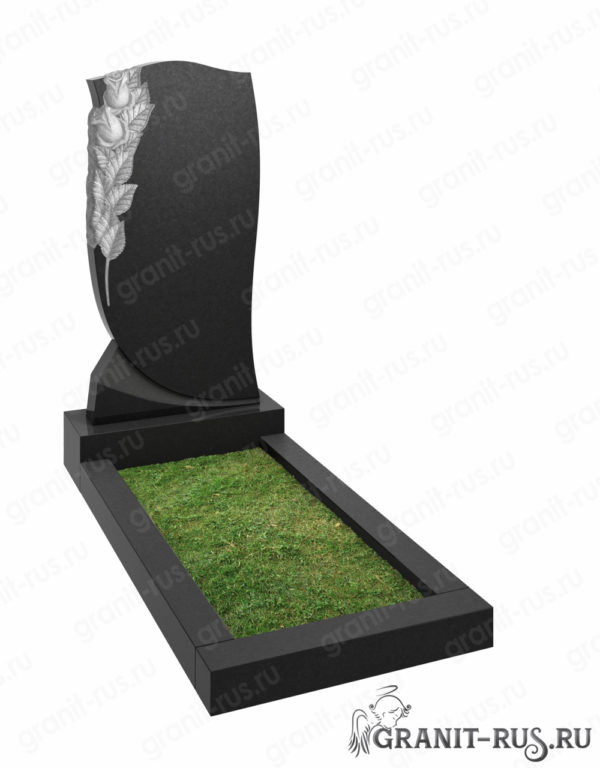 Заказать и купить гранитный памятник на кладбище в Михнево