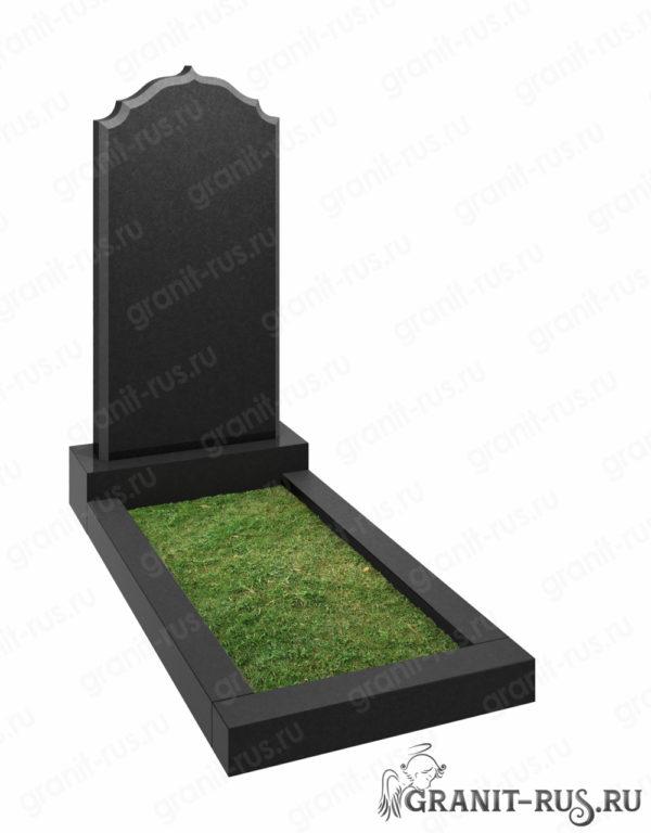 Заказать и купить гранитный памятник на кладбище в Кременках