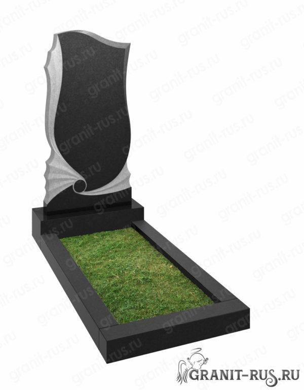 Заказать и купить гранитный памятник на кладбище в Ступино
