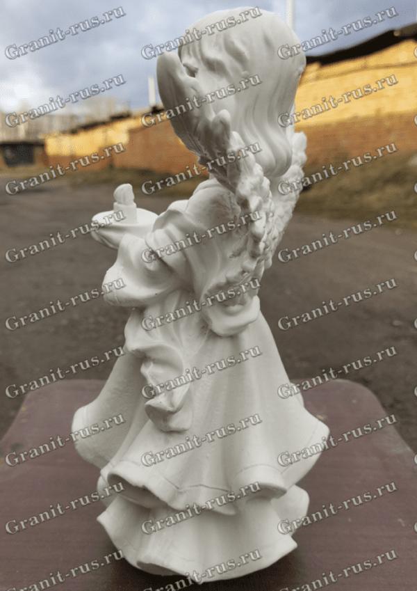 Скульптурное изделие на могилу