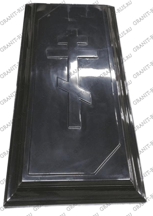 цветник на могилу закрытый с крестом